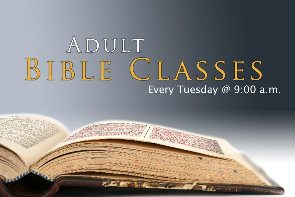 bible class