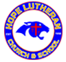 Logo for Hope Lutheran Church & School