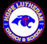Logo for Hope Lutheran Church & School